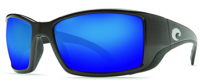Costa BLACKFIN Gunmetal/Blue Mirror 400G