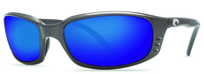 Costa BRINE Gunmetal/Blue Mirror 400G