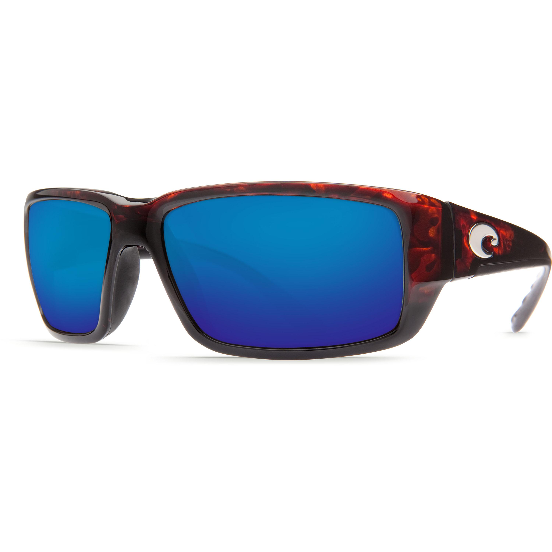 Costa FANTAIL Tortoise/Blue Mirror 400G