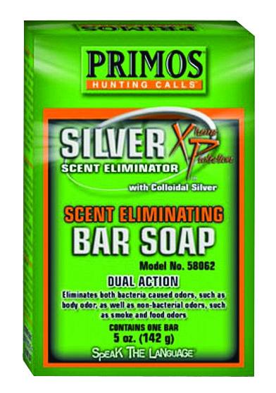 Silver XP bar soap 5 oz.