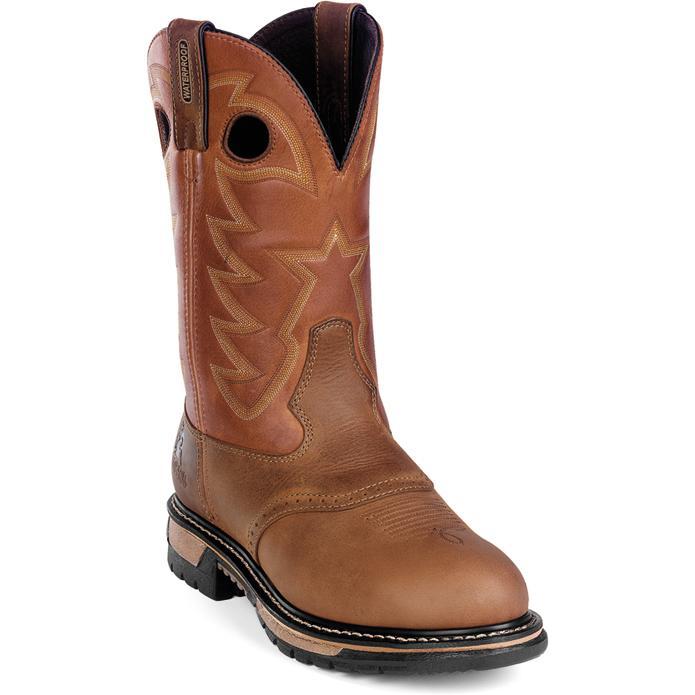 Branson Saddle Roper boots