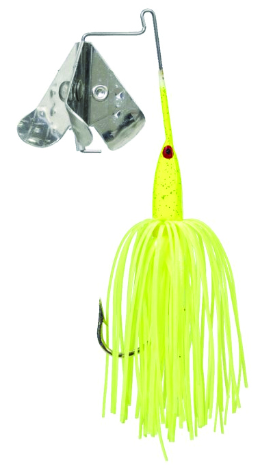 1/8oz Chartreuse Tri-Wing Buzz King